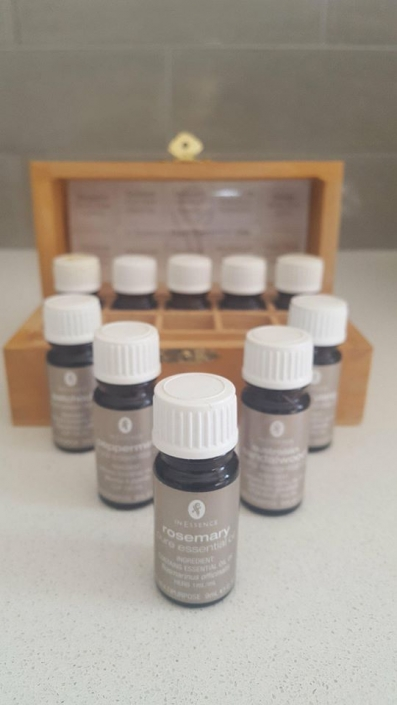 Aromatherapy relaxation essential oils